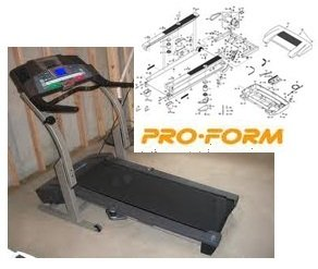 Proform xp 542e treadmill review