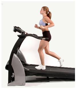 Beginner treadmill workouts used equipment