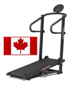 Canadian America simple easy machine treadmill