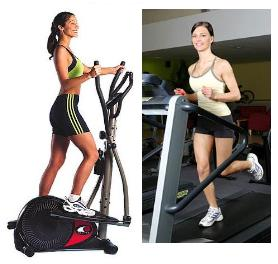 Elliptical vs Treadmill Exercise natural health