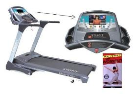 Exercise Treadmill Videos as seen on tv exercise