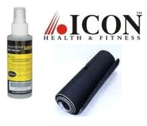 Icon 23 0 treadmill review treadmill belt lubricant