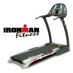 Ironman legacy folding treadmill