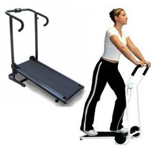 Manual Treadmill Review health problems