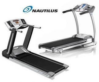 Nautilus exercise equipment treadmill weight loss