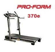 Proform 370e treadmill review