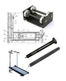 Roller Diameters for Manual Treadmill pro treadmill