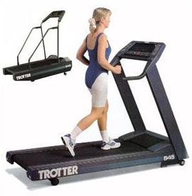 Trotter Treadmill Exercise Equipment treadmills fitness