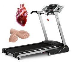 cardiac treadmill acute stroke and treadmill training