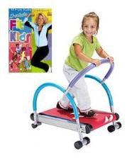 exercise franchise dvd kids exercise