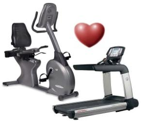 exercise treadmill lose weight heart treadmill and bike