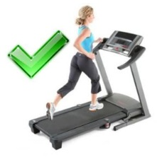 fitness exercise program treadmill weight loss
