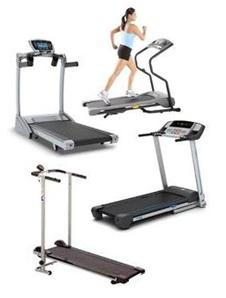 folding treadmills and running