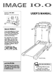 image 10 0 treadmill manual