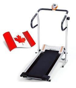 manual treadmill toronto