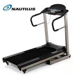 nautilus free spirit exercise treadmill