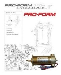 proform treadmill troubleshooting proform treadmill part