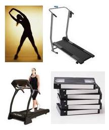 scenes treadmills provided treadmill exercise videos