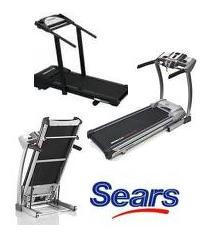 running machine sears