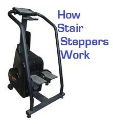 How Stair Steppers Work inexpensive stair stepper