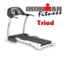 Ironman triad folding treadmill iron man triad treadmill
