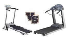 Manual versus Motorized Treadmill buy fitness equipment