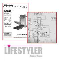lifestyler treadmill manual
