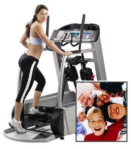 used fitness equipment kids health